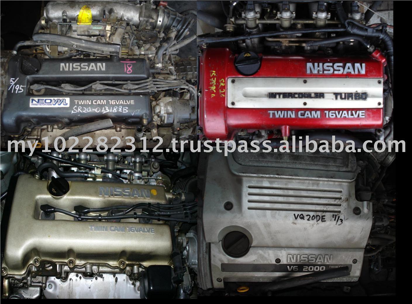 Jdm Used Engines / Japanenese Used Engines / Good Quality Engines - Buy  Used Nissan Engine,Jdm Used Engines,Jdm Used Halfcuts Product on Alibaba com