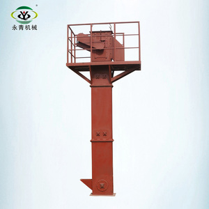 large z type vertical bucket conveyor elevator price