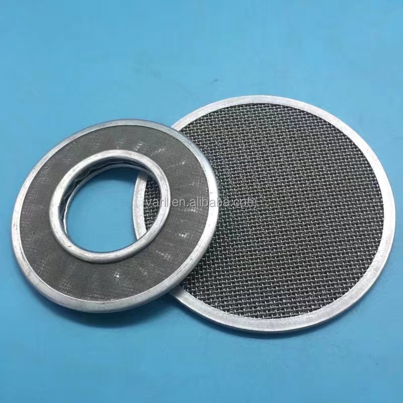Anping stainless steel OEM micron mesh filter strainer/mesh filter basket with cover