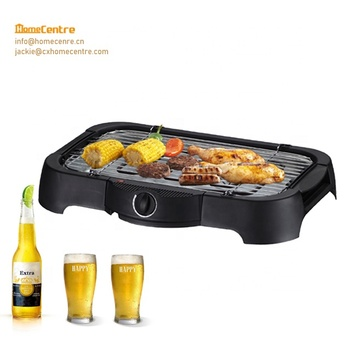 Electric BBQ / Electric Barbecue / 41x24 cm / 2000W / Electric Table BBQ Grill