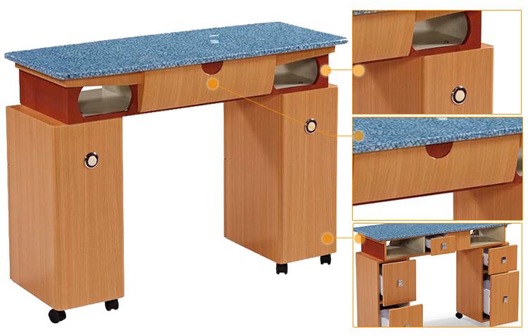 Luxury Salon Furniture Manicure Chair Nail Nails Supplies N027