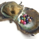 6-8mm pearl cultured sale oyster shells