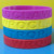 Custom High Quanlity Debossed Silicone Bracelets,Debossed Silicone Wristbands,