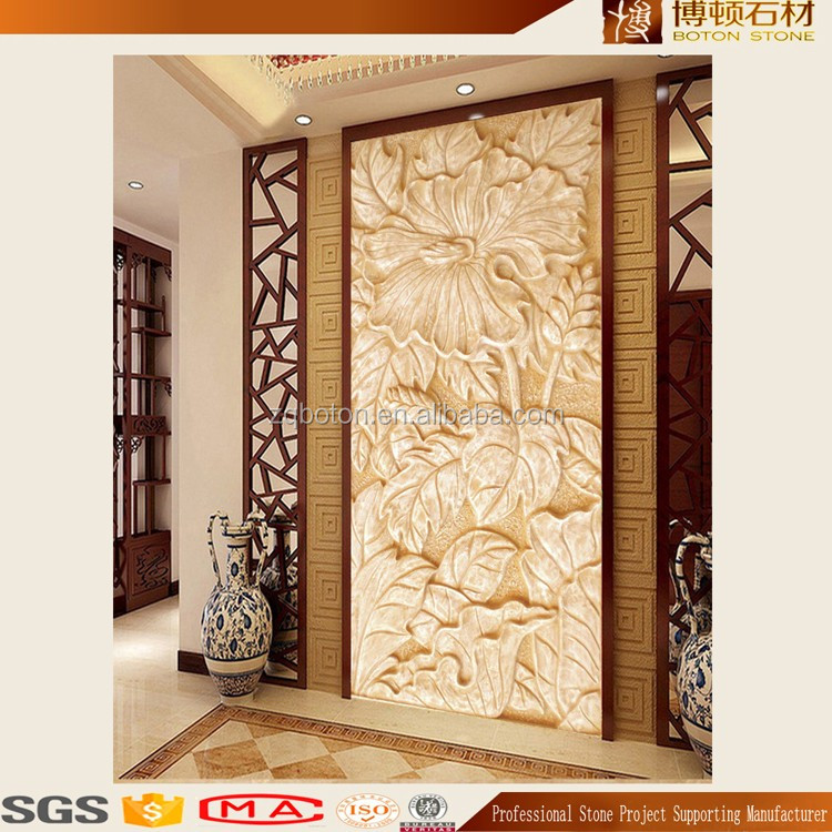 Chinese Natural Wood Texture Yellow Sandstone Slabs for Wall ...