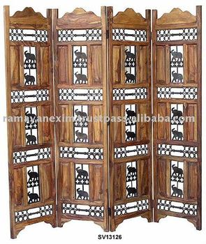 Screen,wooden Furniture,room Divider,partition,home Decor,home Furniture,