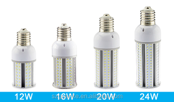 Saa E27 E40 Corn Bulb 12w 16w 20w 24w Led Corn Cob Light 360 ...