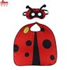 Kids Animal Ladybird Cape And Mask For Toddlers Birthday Party Dress up Cartoon Costumes Party Decorations