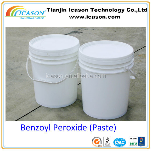 catalyst for unsaturated polyester resin benzoyl peroxide paste 50% cas no.94-36-0 BPO BOP 50%