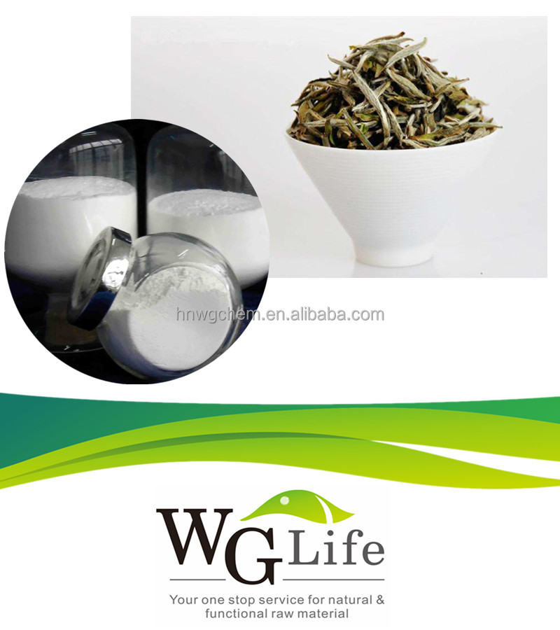Natural Green Tea Extract, EGCG , L-Theanine in toothpaste