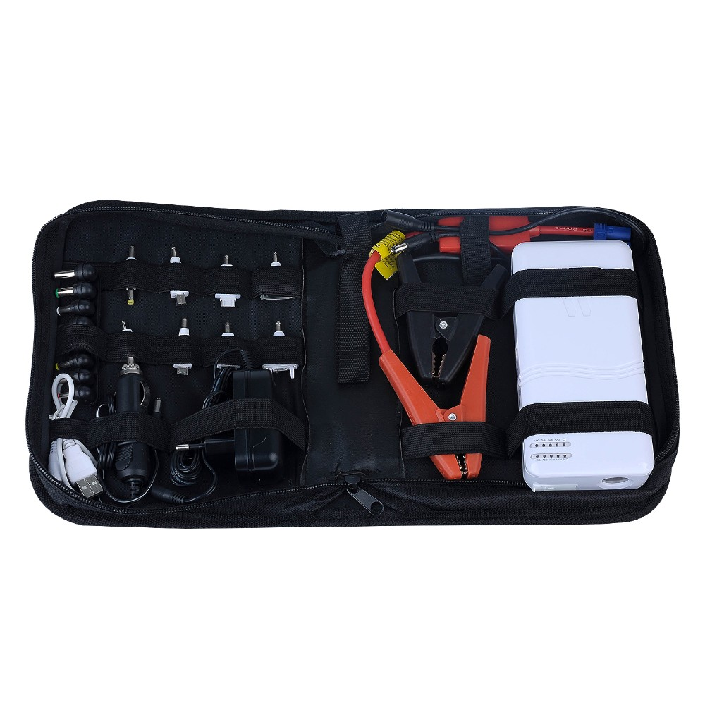 12v13800mah multi-funcation emergency car jump starter very good capacity and portable car jump starter