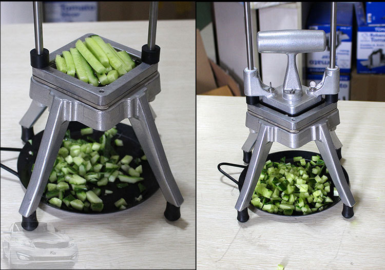 easy chopper vegetable slicer fruit carrot slicer commercial use NSF LIST