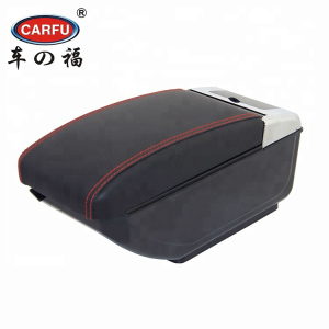Latest car console accessories automotive universal box for auto parts wholesale