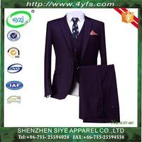 New Italian Style Men's Business Suit