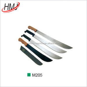 High quality handmade matchete knife
