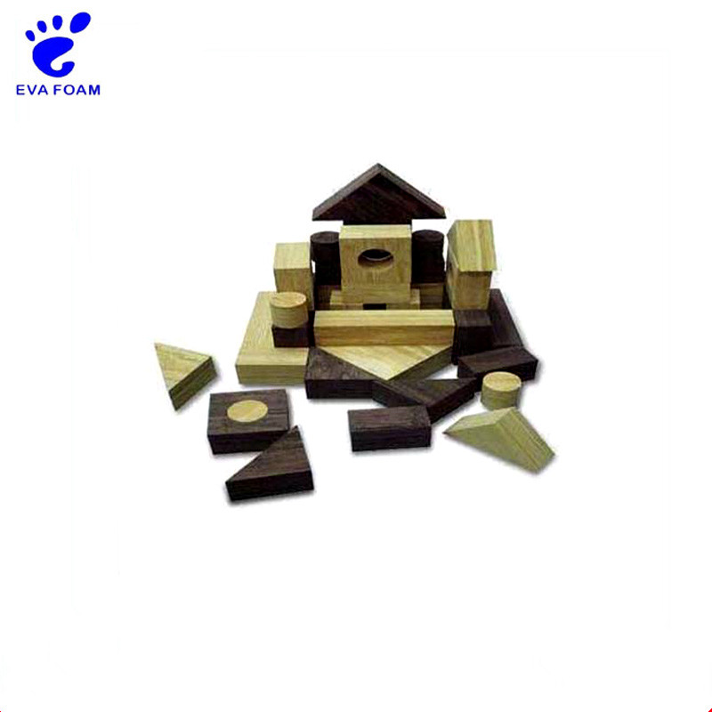 Different shape large kids foam building blocks for sale