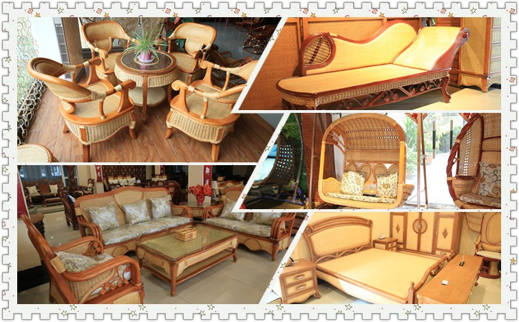 Rattan Chairs Indoor High Back Wicker Rattan Chairs Comfortable Rattan Chairs 311YZ