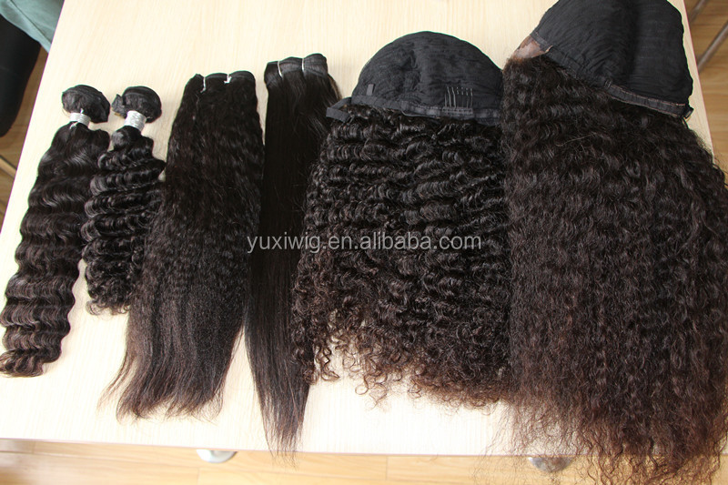 mongolian kinky curly raw virgin remy 4b-4c/3b-3c/3c-4a hair weft/weaving/extension