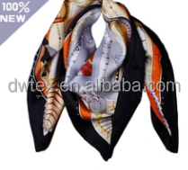 Promotion Scarf & Premium Scarf with Audited Factory