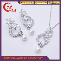 New Arrived Elegant Pearl Set Designs