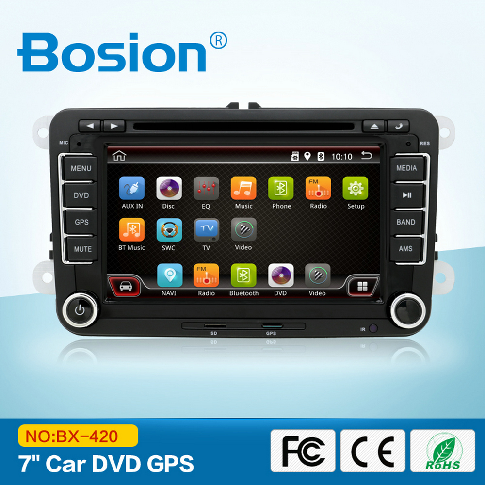 "7"" Media Stereo Android Car Radio for VW Passat B7 Volkswagen DVD with GPS Navigation"