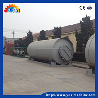 Factory price waste engine oil recovery system with high performance