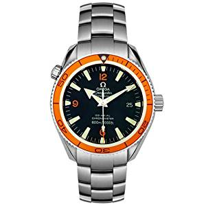 Omega Men's 2209.50.00 Seamaster Planet Ocean Automatic Chronometer Watch