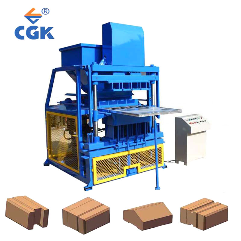 CGK 4-10 issb brick machine with high quality