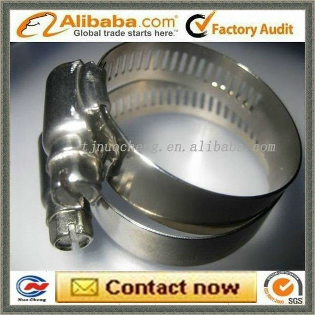 ideal type hose clamps