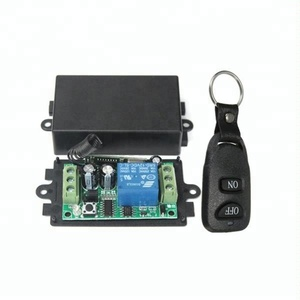 DC12V 1-Channel 433/315mhz wireless transmitter and receiver remote control switch