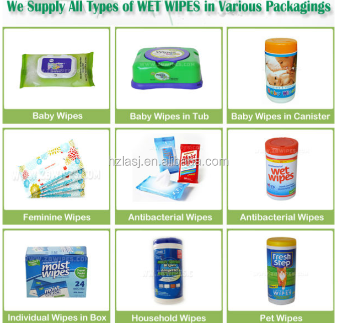 Oem High Quality Cleaning Wet Wipes Factory Wholesale Baby Wipes ...