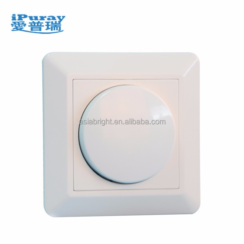 Press Button LED Dimmer