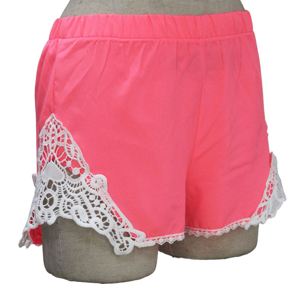 Vovotrade летом женщины горячие шорты завышенной талией мини шорты