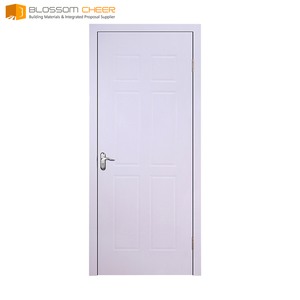 Latest design italy interior pvc doors composite and pvc door frame