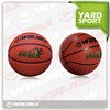 2016 New arrival hot selling size 7 indoor PU leather basketball