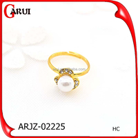 online shopping india cheap jewelry design IP plating gold rings