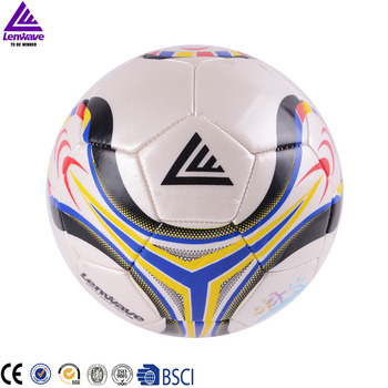 acfe58ec769 China Factory Customize Soccer Ball Leather Wholesale Football ...