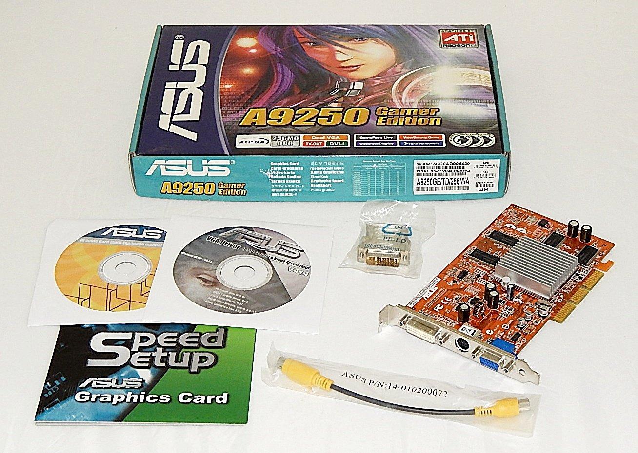 ASUS R9250 64BIT DRIVER