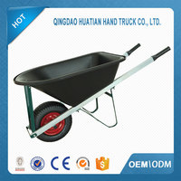 Free sample garden construction function china wheelbarrow for handling