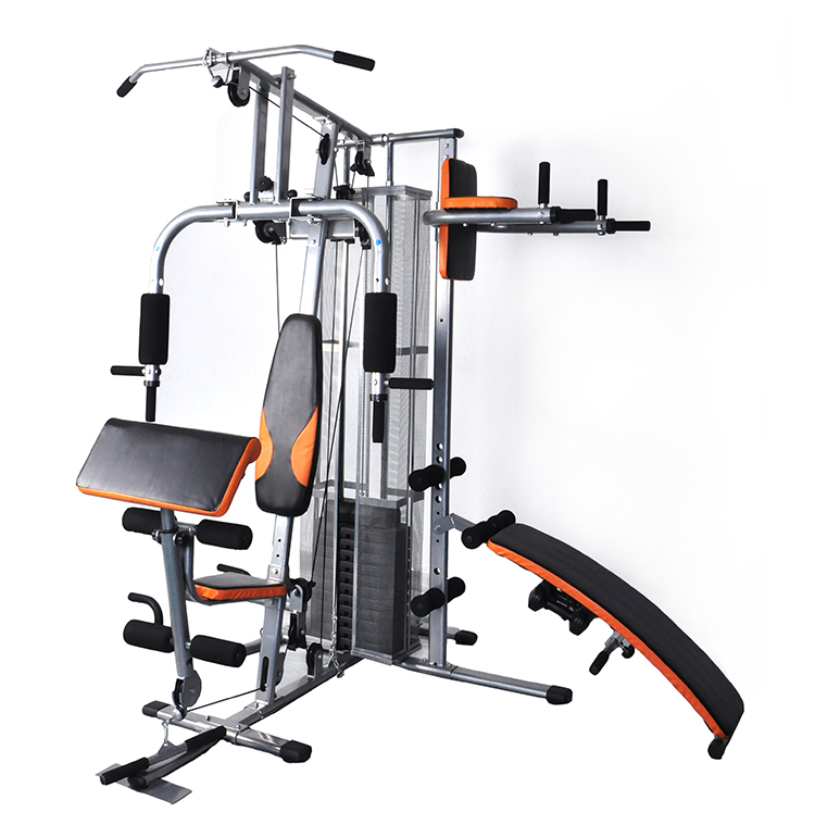 Es 409 Multi Strength Fitness 4 Station Home Gym Equipment
