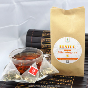 OEM Special Design Private Label quick slim tea 14 day detox