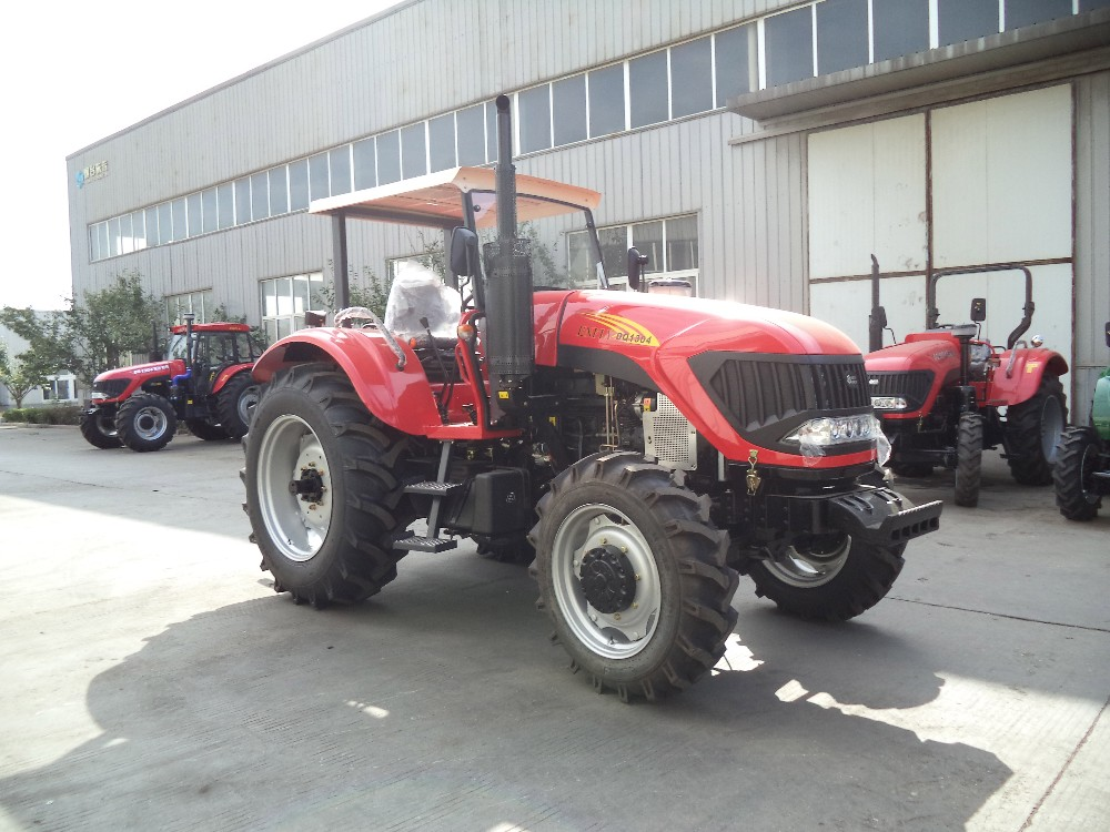 Chinese ENFLY DQ1304 tractor with implement, competitive cheap price, high quality