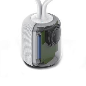 mini karaoke speaker wireless microphone headset  with wireless karaoke mic