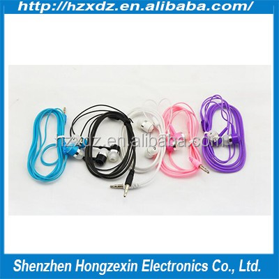 Best fashion Hot Selling Gift earphone,Promotion earphone Wholesale High Quality Cheap Mobile Earphone
