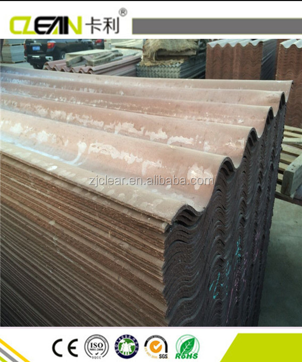 Corrugated Roofing tile Sheet material fiber cement