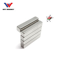 super strong natural ndfeb n42-n52 block magnets for sale