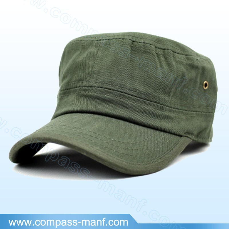 Amy Green Patrol Castro Men Women Army Cadet Hat Work Hat