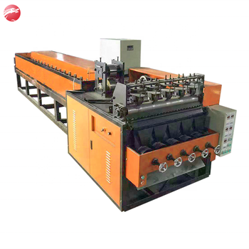 SS410/430 stainless steel wire scourer integrated machine metal scrubber making machine