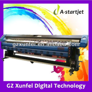 Best Quality Eco Solvent Plotter A starjet SJ-7702L with 1440DPI