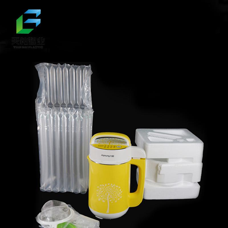 空気インフレータブルバッグ用モニター輸送保護パッケージ