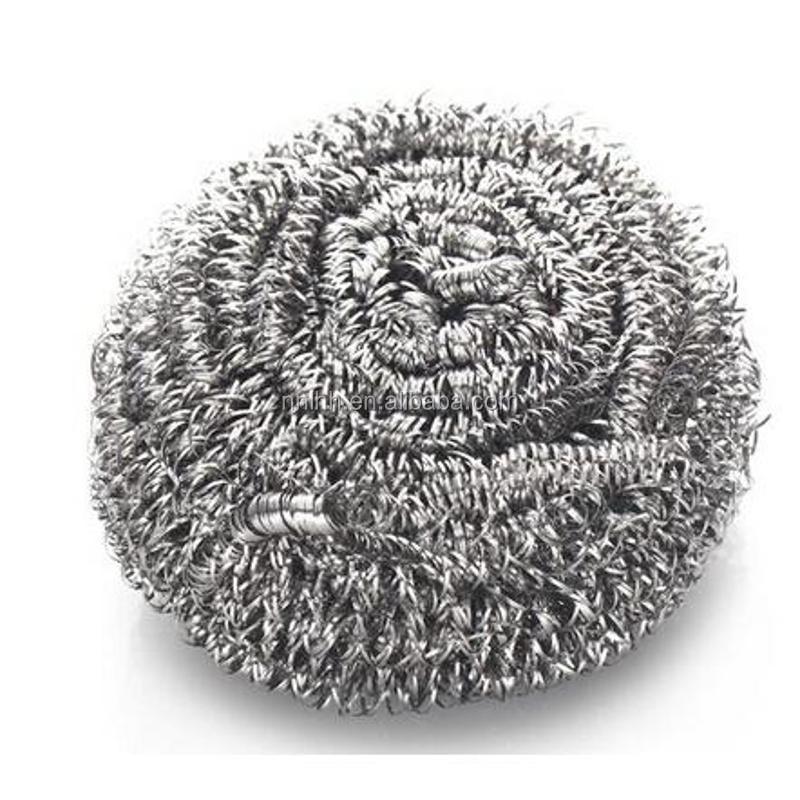 Kitchen Stainless Steel Wool Scourer Scrubber Buy Steel